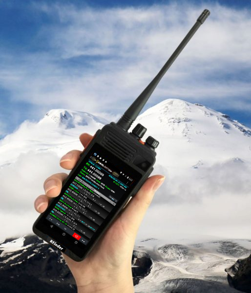 New DMR generation: RFinder K1!